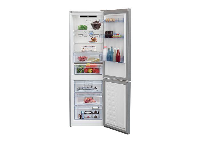 RCNA366E40XB frigoríficos combi beko