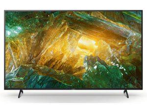 XH80 televisores Sony