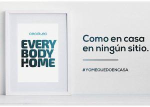 #YoMeQuedoEnCasa Cecotec