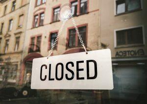estado de alarma cierre establecimientos