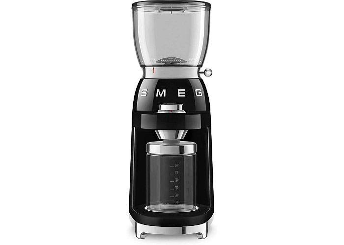 smeg molinillo de café cgf01 negro