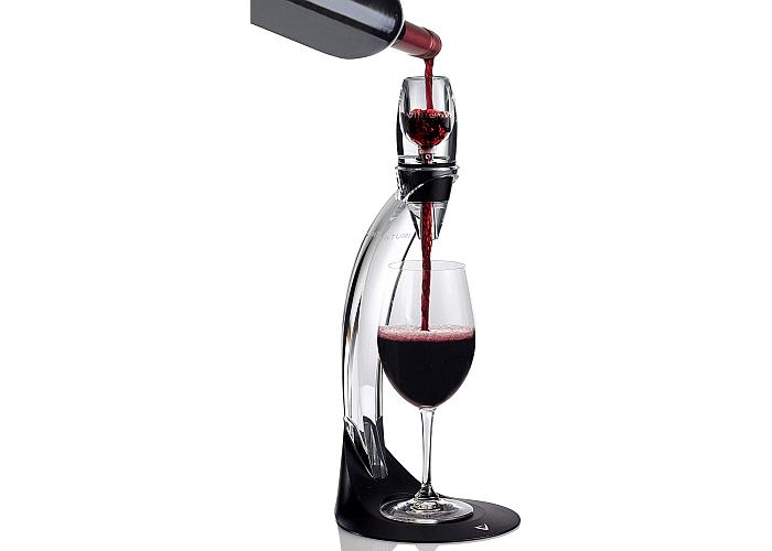 Aireador de vino instantaneo hogar