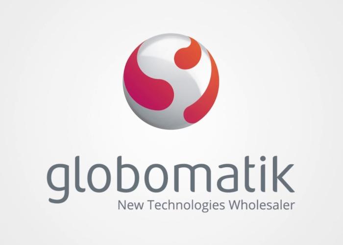 Globomatik Logo comercio tecnología