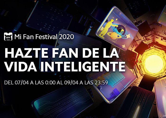 Mi Fan Festival 2020 Xiaomi