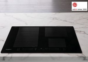 Whirlpool W5 Induction Hob Red Dot