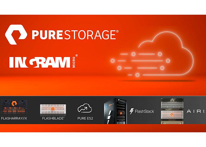 ingram micro pure storage