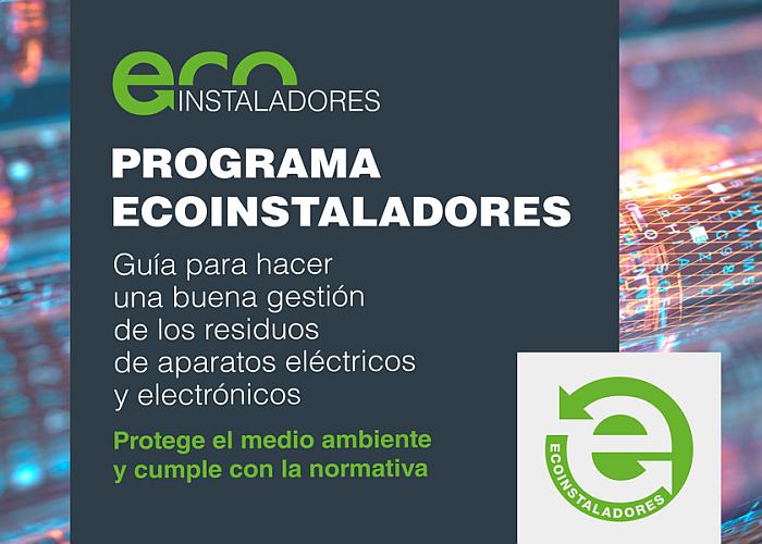 Ecotic Guía Gestión Residuos 2020 programa Ecoinstaladores