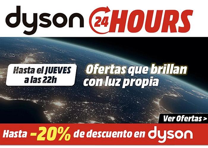 MediaMarkt Dyson Hours