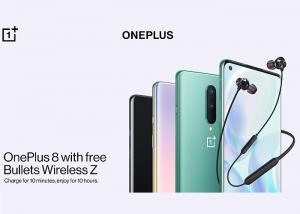 OnePlus 8 Bullets Wireless Z