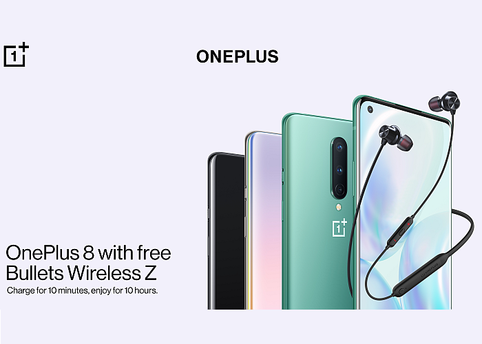 OnePlus 8 Bullets Wireless Z