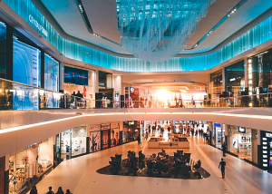 reapertura centros comerciales