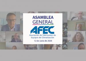 Asamblea AFEC Mesa de trabajo