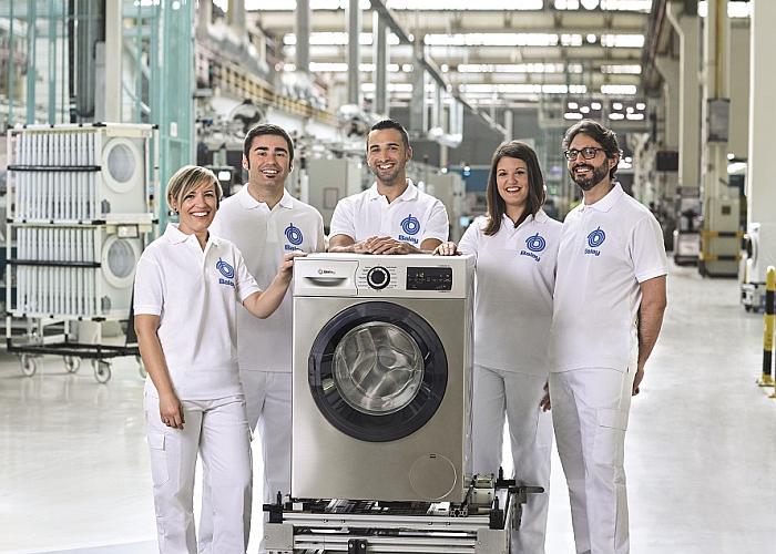 Balay BSH La Cartuja lavadora autodosificación