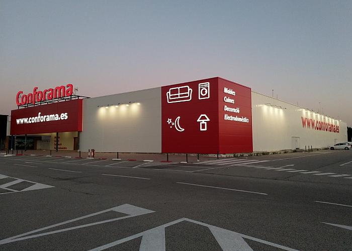 Nuevas tiendas Conforama