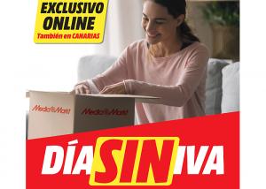 Dia Sin IVA online MediaMarkt