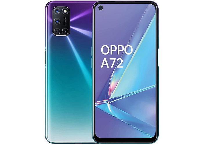 Oppo A72 Black Friday smartphone