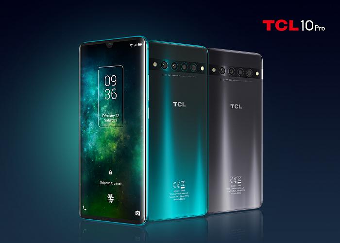 TCL 10 Pro Portada