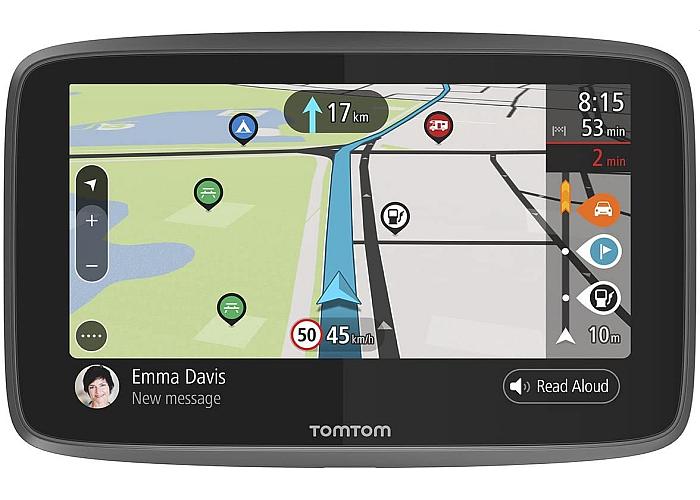 TomTom GO Camper GPS para caravana