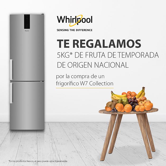 Whirlpool promo fruta