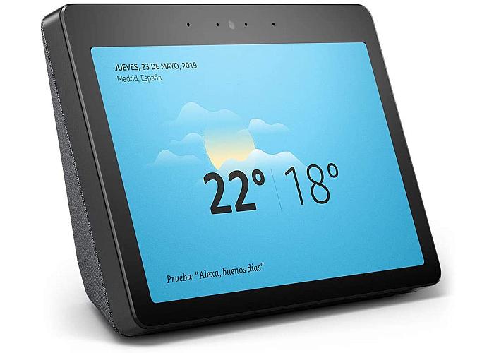 Amazon Echo Show 2a gen dispositivos para videoconferencia