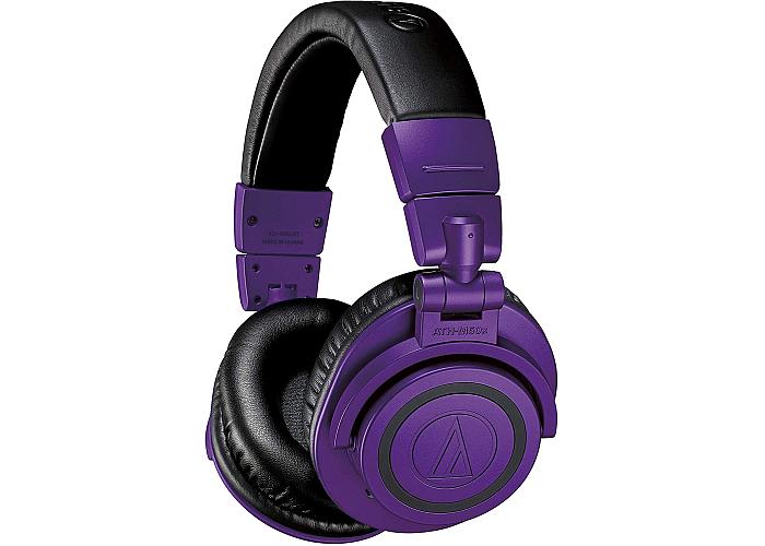 Audio Technica M50x morado