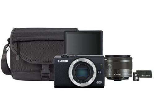 EVIL Canon EOS M200 + 15-45 mm