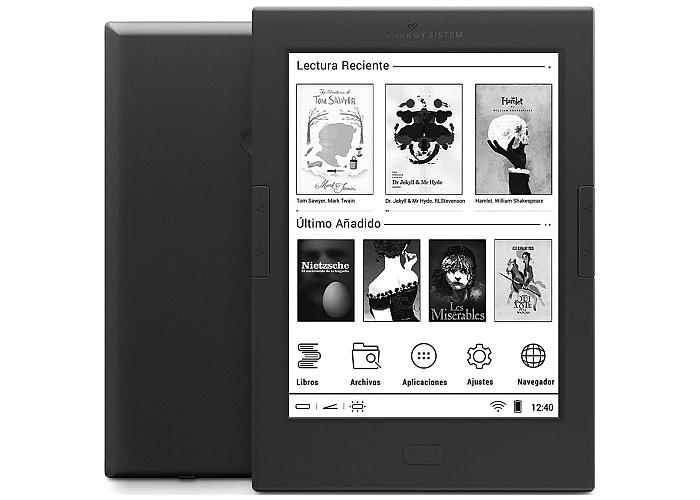 Energy Sistem eReader Pro 4