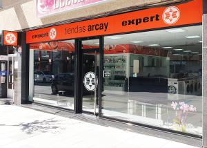 Nuevas tiendas Expert Arcay