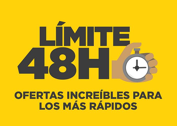 Límite 48 Horas El Corte Inglés
