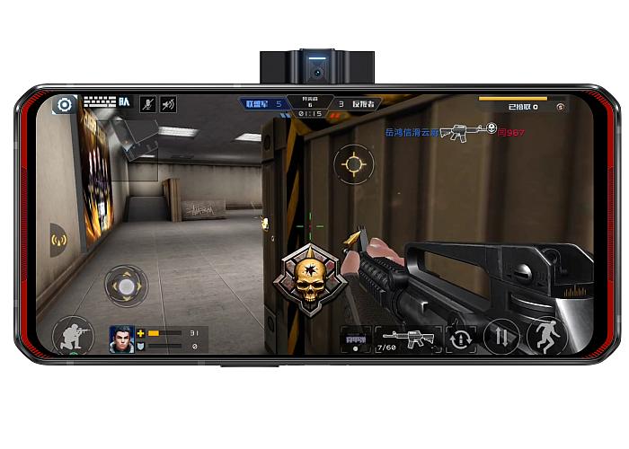 Lenovo Legion Phone Duel Game