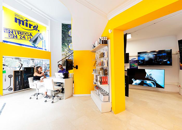 Miro Mitre Digital Store