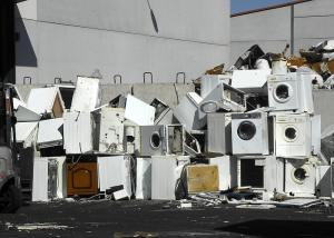 Residuos electrónicos Recyclia