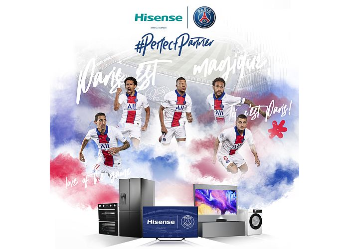 Hisense Paris Paris Saint-Germain