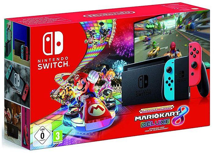 Nintendo Switch Día del Gamer
