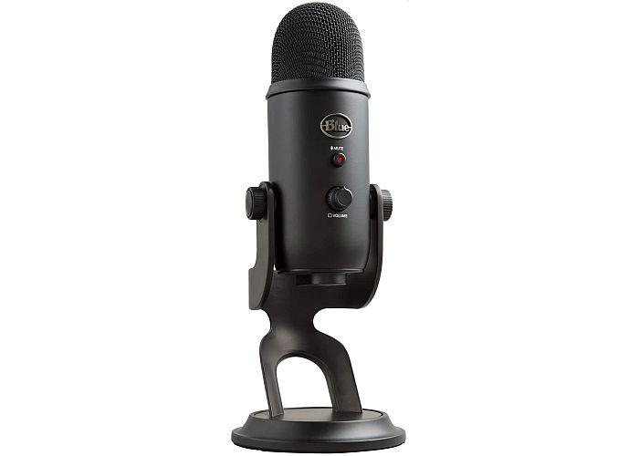 Blue Yeti micrófono gaming