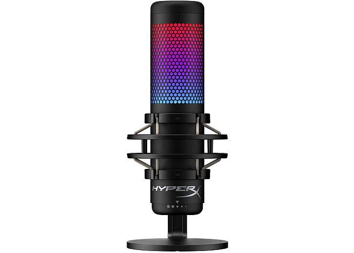 HyperX QuadCast S micrófono gaming