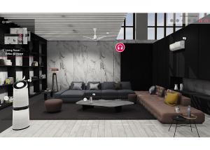 LG IFA 2020 stand virtual