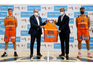 Valencia Basket Midea Frigicoll