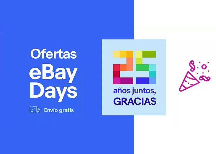 eBay Days 25 aniversario