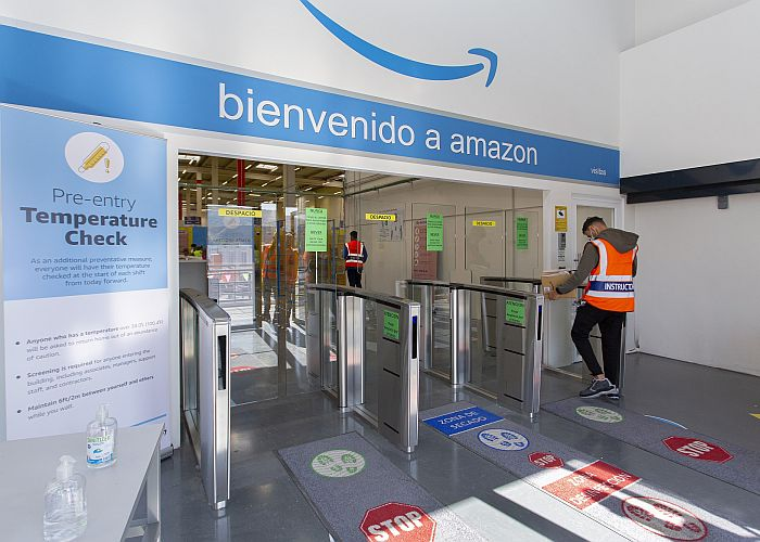 AMAZON Alcalá de Henares