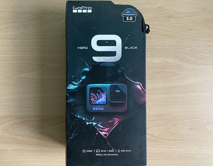 GoPro Hero 9 Box