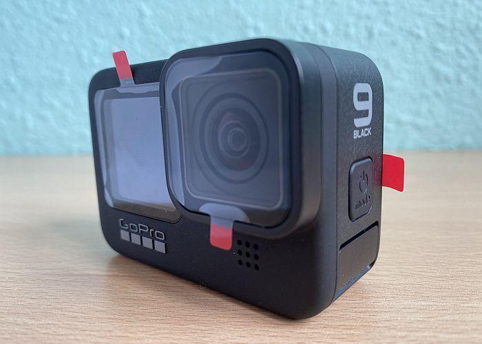 GoPro Hero 9 Frontal