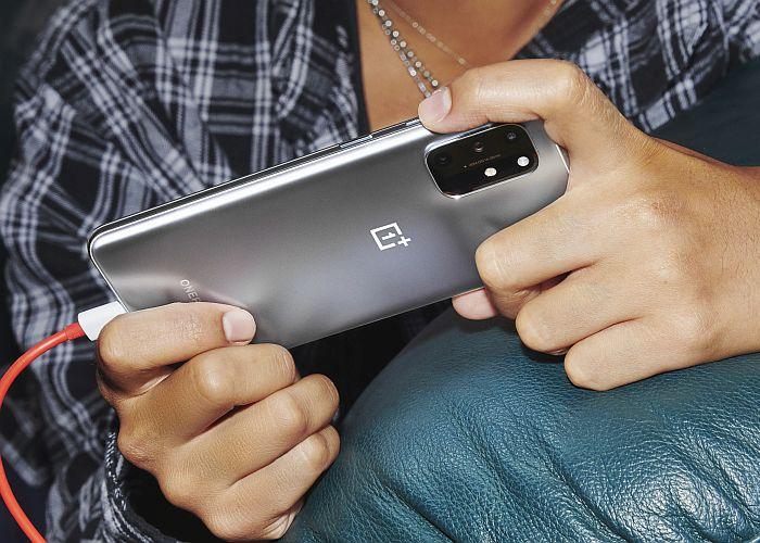 OnePlus 8T Gris