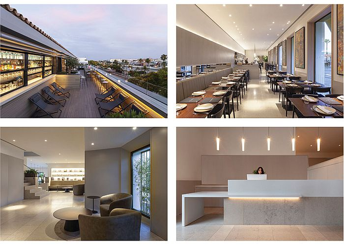 Premios 3 Diamantes Hotel Kivir