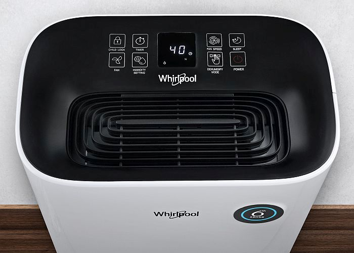 Whirlpool Deshumidificador