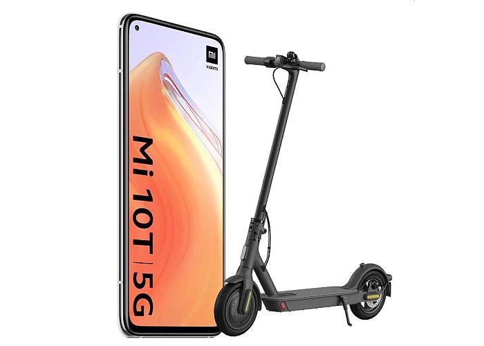 Xiaomi Mi 10T Mi Scooter Essential
