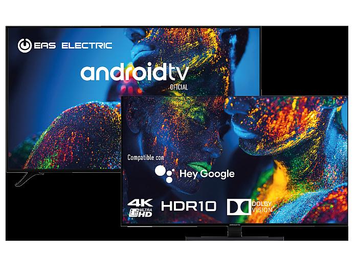 eas electric tv