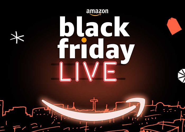 Black Friday Live Amazon