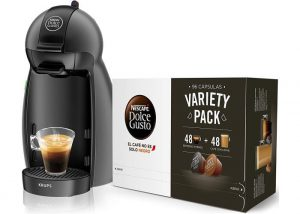 Black Friday electrodomésticos Krups Dolce Gusto
