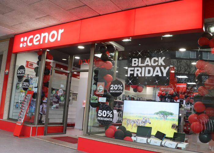 Cenor Electrodomésticos Black Friday